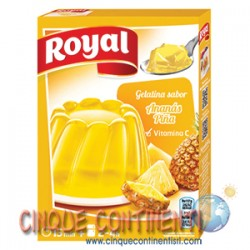 Gelatina ananas Royal