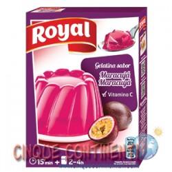 Gelatina maracujà Royal