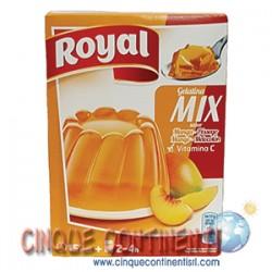 Gelatina mango e pesca Royal