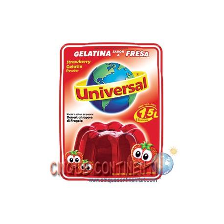 Gelatina fragola Universal