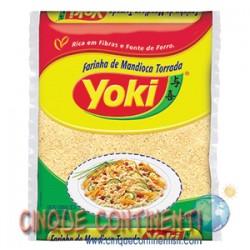 Farina di mandioca torrada Yoki