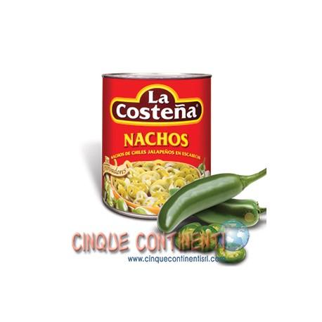 Jalapeños nachos La Costeña
