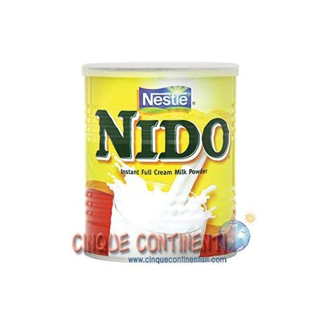 Latte in polvere Nido Nestlè