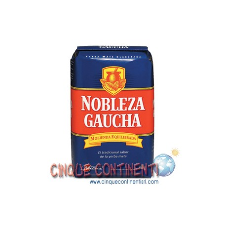 Yerba mate Nobleza Gaucha Azul