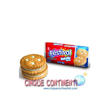 Galletas Festival vainilla