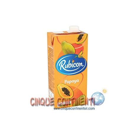 Succo di Papaya Rubicon