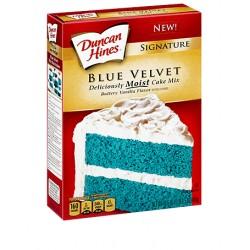 Preparato per torta Blue Velvet