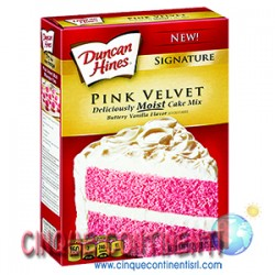 Preparato per torta Pink Velvet