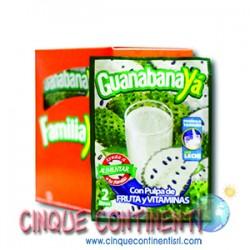 Preparato per succo di guanabana GuanabanaYa