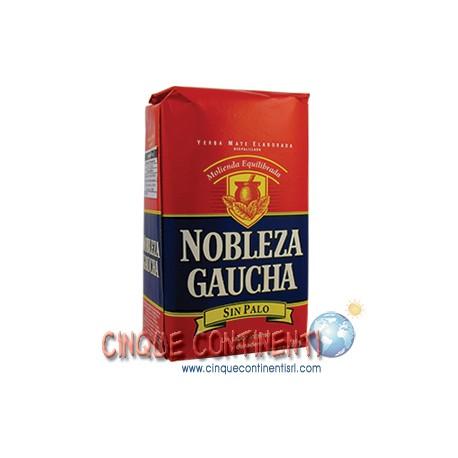 Yerba mate Nobleza Gaucha Roja