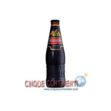Birra Cusquena Negra