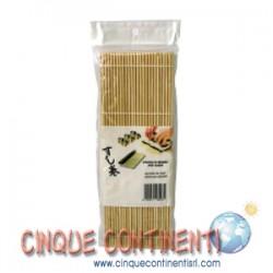 Stuoia di bambu per sushi