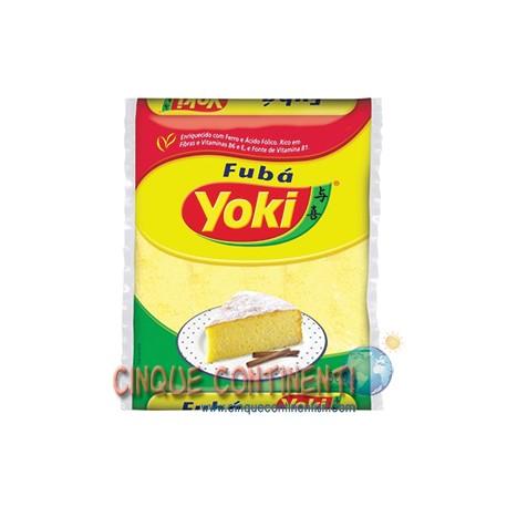 Fubá Mimoso Yoki