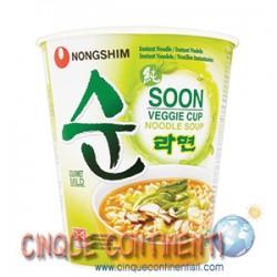 Ramen alle verdure Nongshim