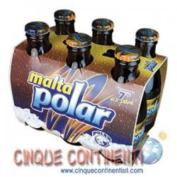 Malta Polar 6 bottiglie