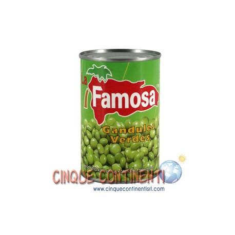 Guandules verdes La Famosa