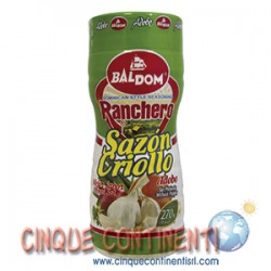 Sazon Ranchero criollo Baldom