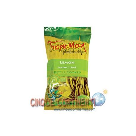 Platanito con limon TropicMax