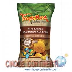 Platanito maduro con sal TropicMax