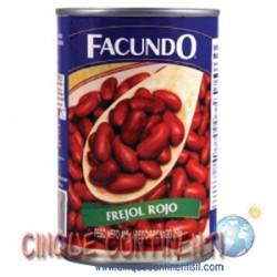 Frijoles rojos Facundo