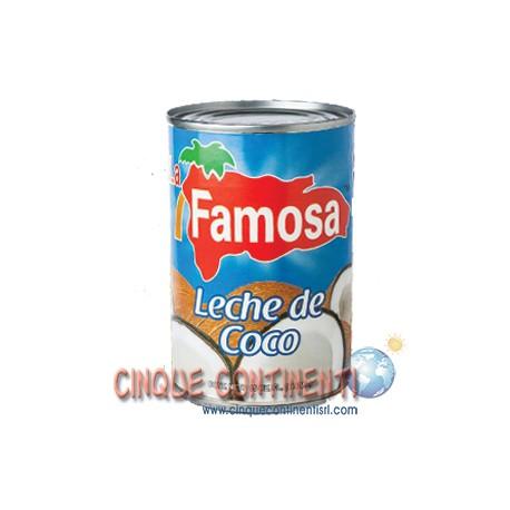 Leche de coco La Famosa