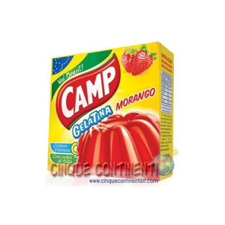 Gelatina Camp fragola