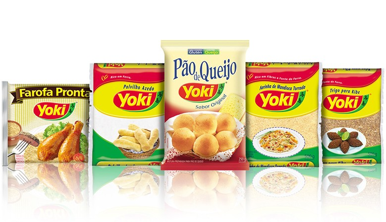 farinhas Yoki