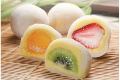 Mochi dolce giapponese