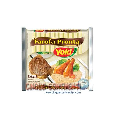 Farofa Yoki