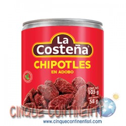 Chipotles La Costeña
