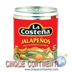 Jalapeños La Costeña