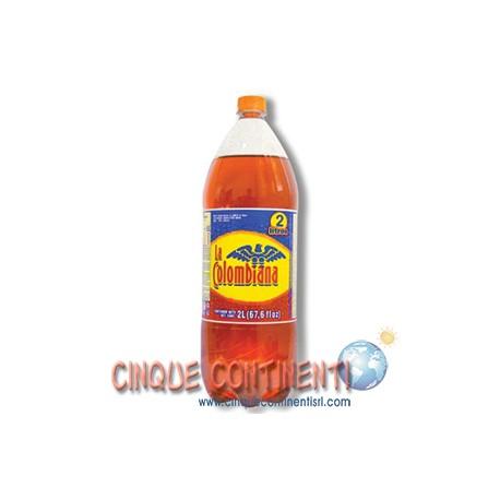 La Colombiana Postobon bottiglia
