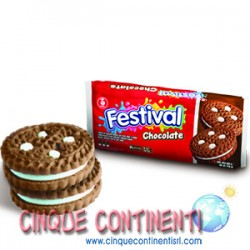 Galletas Festival chocolate