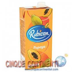Succo di Papaya Rubicon