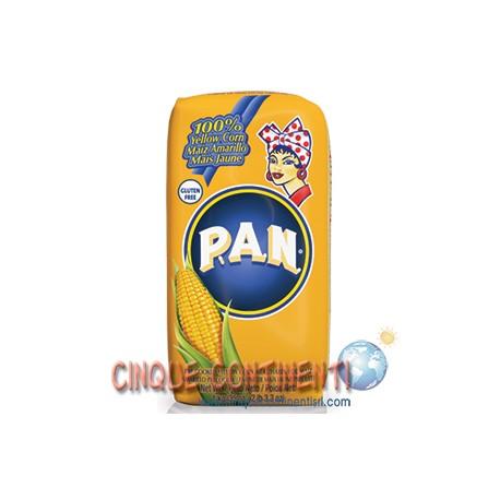 Harina PAN amarilla (gialla)