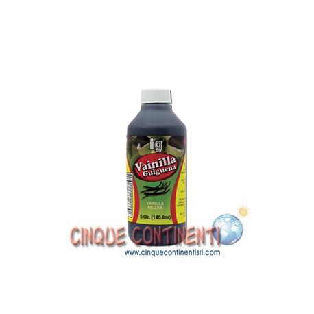 Essenza di vaniglia nera Guigueña 140 ml