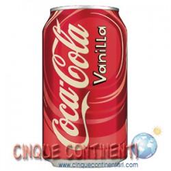 Coca Cola Vanilla USA