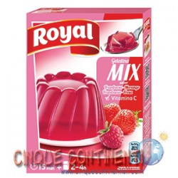 Gelatina fragola/lampone Royal