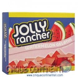 Gelatina anguria Jolly Rancher
