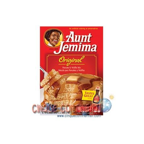 Aunt Jemima preparato per pancake