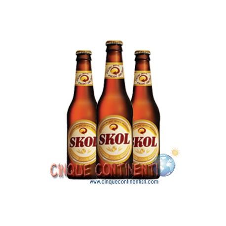 Birra Skol 3 bottiglie