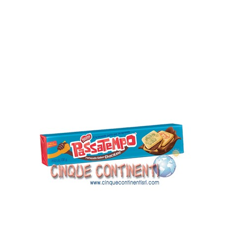 Biscoito Passatempo de chocolate