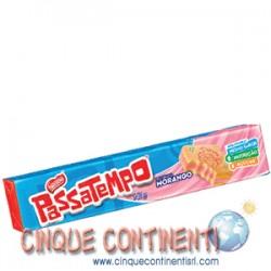 Biscoito Passatempo morango