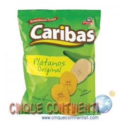 Platanitos Caribas Frito Lay