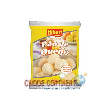 Pao de queijo Hikari