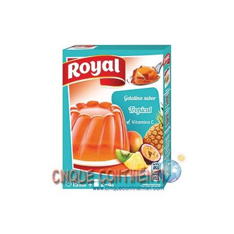 Gelatina Royal tropical