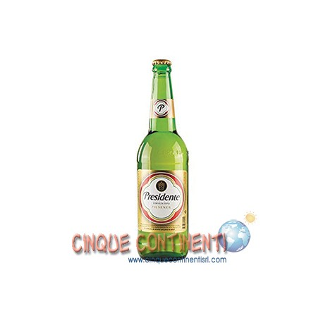 Birra Presidente 650 ml