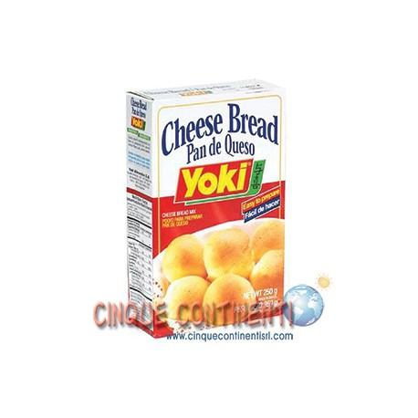 Pao de queijo Yoki