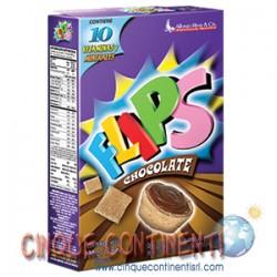 Flips chocolate