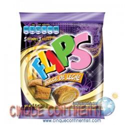Flips dulce de leche bag